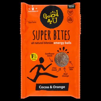 Energy Balls - Cocoa & Orange