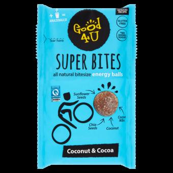 Energy Balls - Coconut & Cocoa